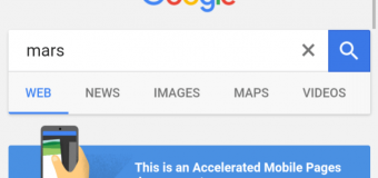 Công nghệ AMP – Accelerated Pages Mobile – Là gì?